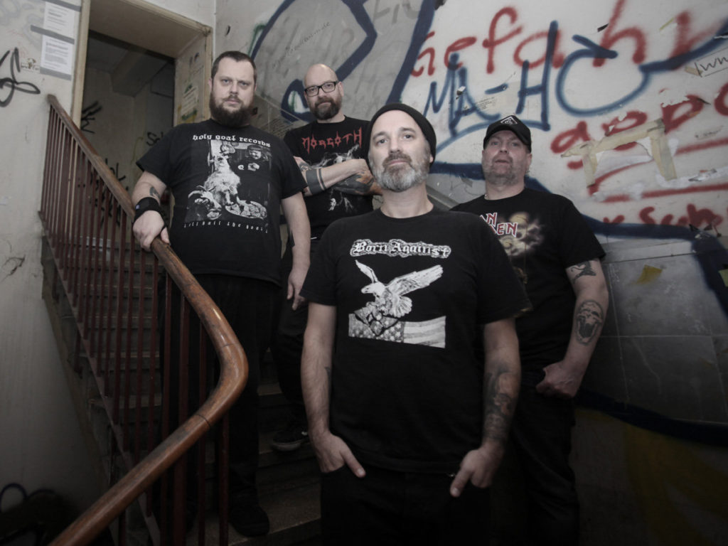 BELLROPE: Revolver Magazine Streams You Must Relax LP; Debut Album By Former Black Shape Of Nexus Act Sees Release Friday Via Exile On Mainstream