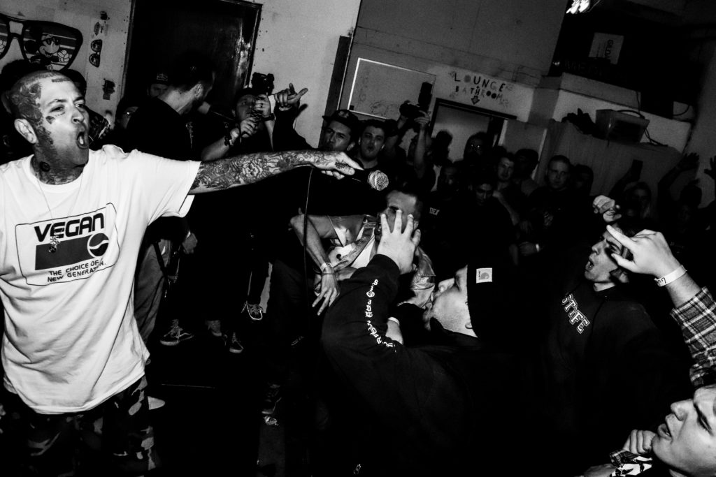 SECTION H8: Phase One EP By Los Angeles Hardcore Punk Act Nears Release Via Flatspot Records; Preorders Posted + Band On Tour This Week