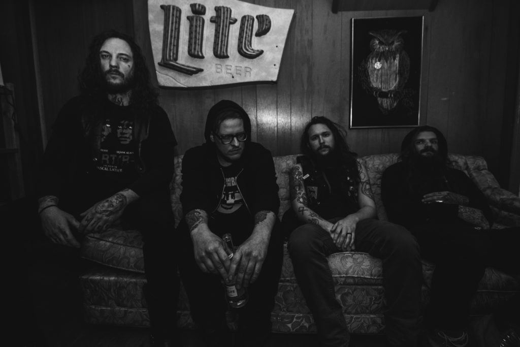 "CHROME WAVES: Invisible Oranges Premieres ""Open Casket"" Video; A Grief Observed LP Out Now Through Disorder Recordings"