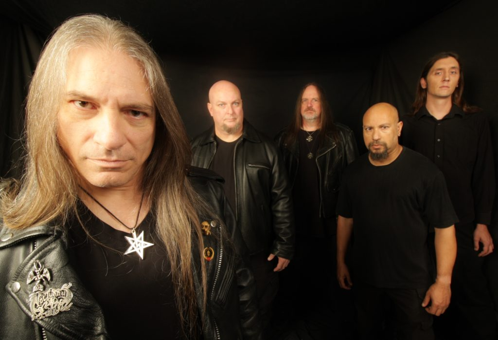 """NOCTURNUS AD: Sci-Fi Death Metal Icons Release """"The Antechamber"""" As Paradox Full-Length Nears Release Via Profound Lore; Preorders Available"""