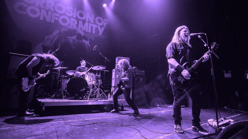 CORROSION OF CONFORMITY To Kick Off US Headlining Tour With The Skull, Mothership, And Witch Mountain This Week