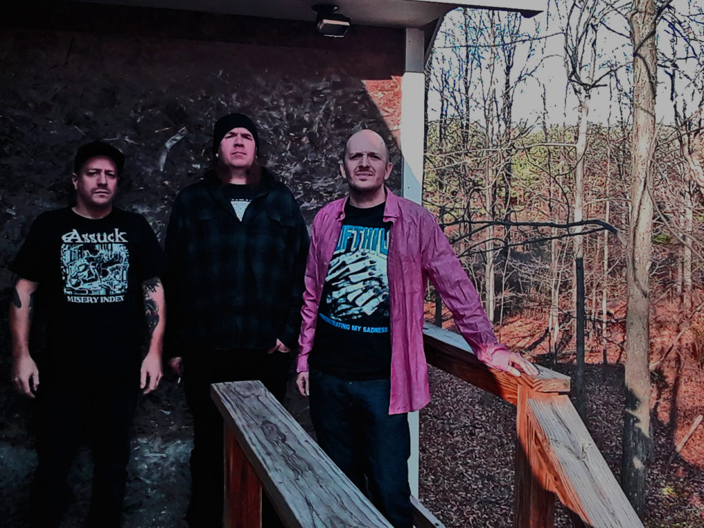"""WALKING BOMBS and GRIDFAILURE: New Noise Magazine Premieres """"Bare Shores Bleed"""" Video; Song Features Brett Netson And Other Guests + Suicide By Citizenship Out Next Week Via Nefarious Industries"""