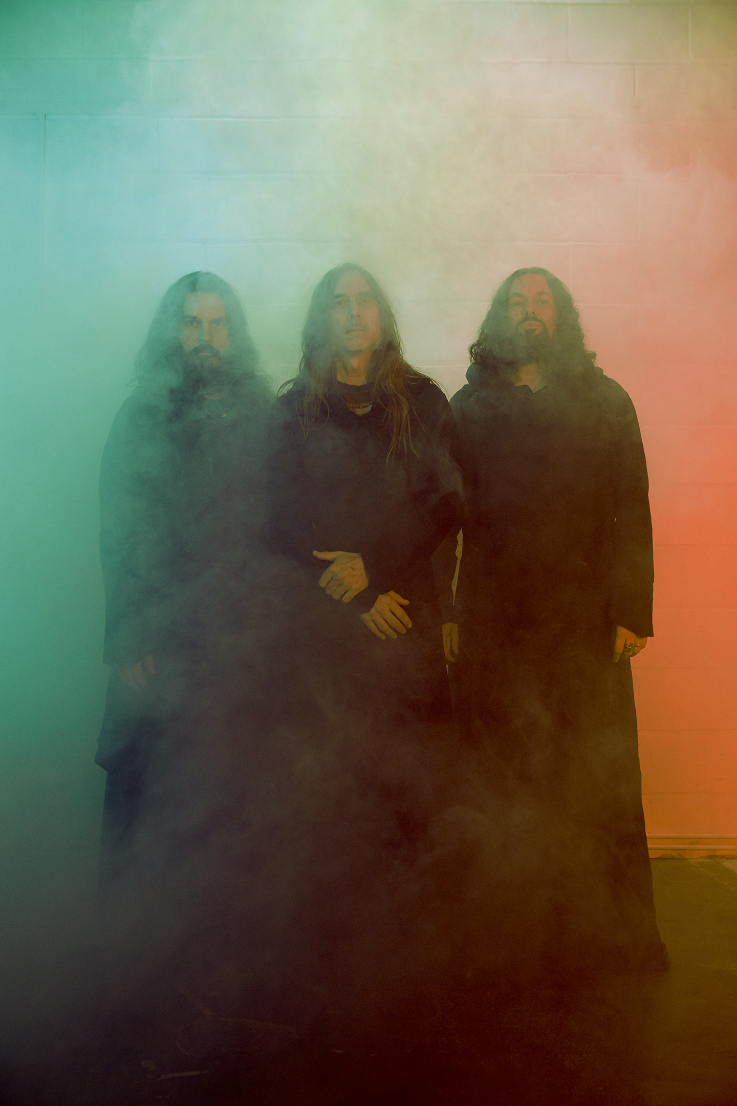 SUNN O))): Life Metal Available On CD And LP Formats Through The SUNN O))) And Southern Lord Stores Today