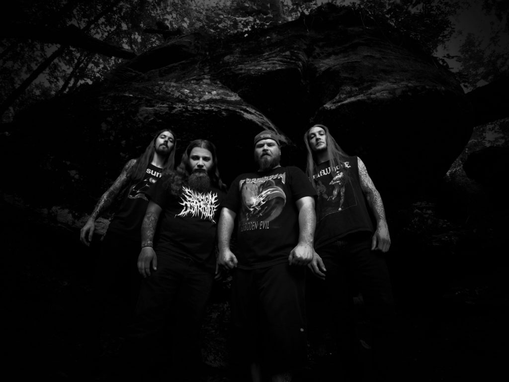 DISMEMBERMENT: Ohio Death Metal Act Joins Creator-Destructor Records; Arc Of Ancients LP Confirmed For October Release