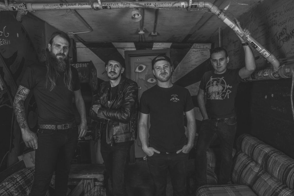 NECROPANTHER: Colorado Metal Unit To Record Third Full-Length