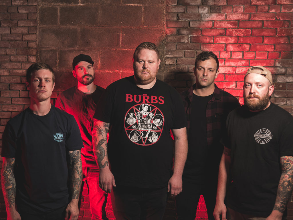 "HELLHORSE: Decibel Magazine Premieres ""The Long Drought"" Video; Paradise Lost 12-Inch EP To See October Release Via Creator-Destructor Records + East Coast Tour Nears"