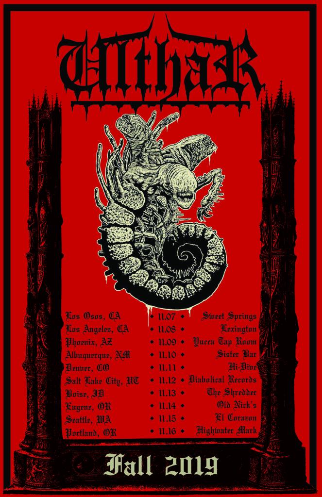 ULTHAR: Bay Area Death Cult Announces Fall US Headlining