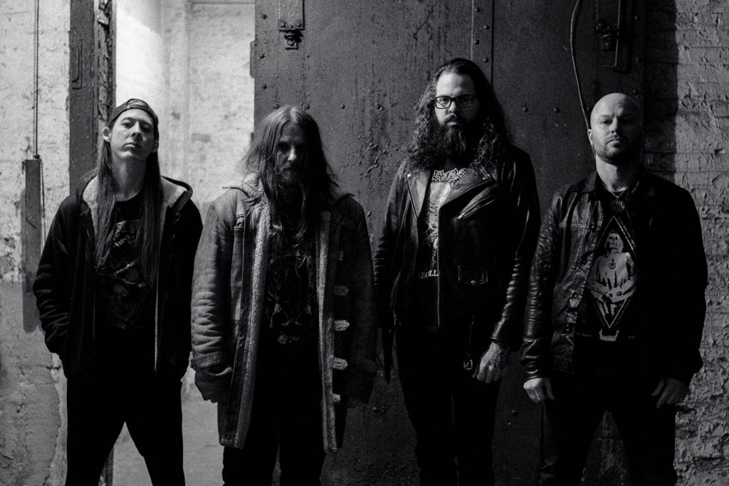 """LORD MANTIS: """"Qliphotic Alpha"""" Now Playing; Universal Death Church Nears November Release Via Profound Lore"""