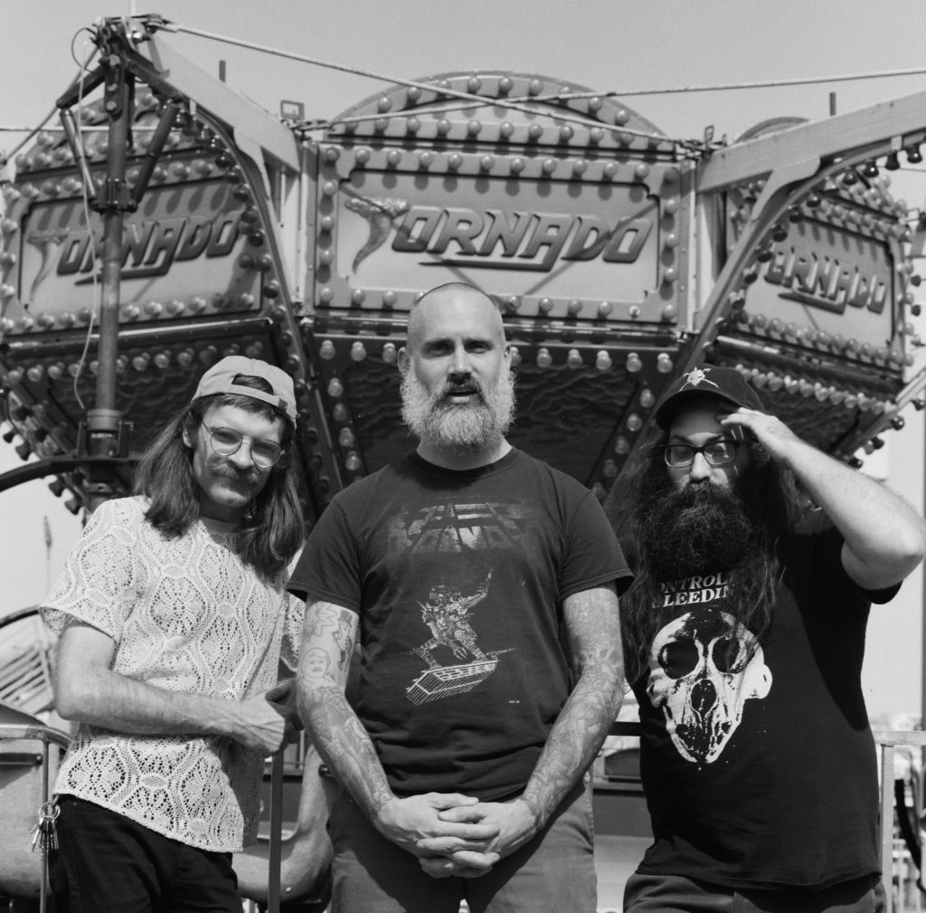 CHILD BITE To Release Blow Off The Omens Full-Length Next Month Via Housecore Records; New Track Streaming, Preorders Available + Tour With Black Tusk Confirmed